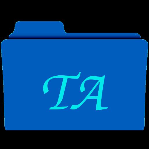 TA文件管理器(資源管理器) 工具 App LOGO-硬是要APP