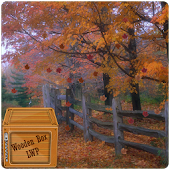 the autumn fall leaves LWP
