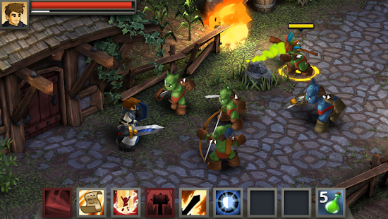 Battleheart Legacy Screenshot 2