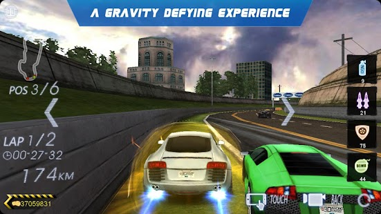Crazy Racer 3D - screenshot thumbnail
