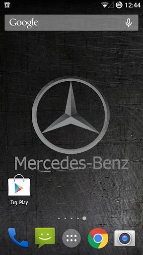 Mercedes Benz Live Wallpaper