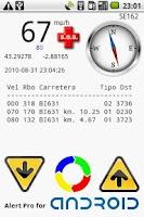 Screenshot of Alert Pro BT Control Center