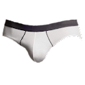 Briefs or Boxers Underwear? logo