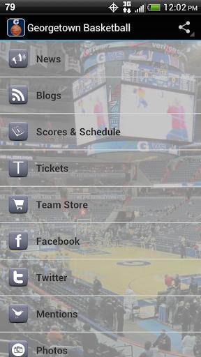 Georgetown Basketball