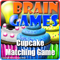 Cupcakes Matching Game icon