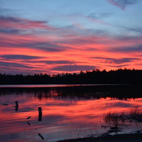 by Deanna Clark - Landscapes Sunsets & Sunrises (  )