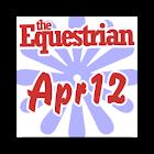The Equestrian April 2012 icon