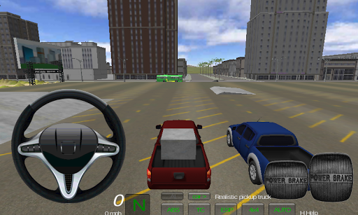 ドライビングシミュレーション