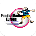 Punjabi Radio Europe icon