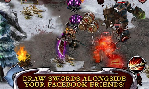 ETERNITY WARRIORS- screenshot thumbnail