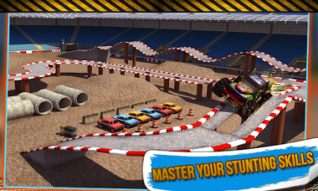 4x4 Monster Truck Stunts 3D 1.8 screenshot 641607