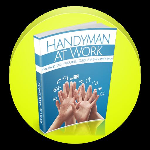 Handy Man At Work