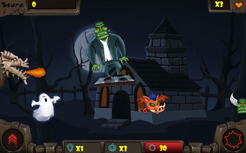 Monster Vs Piggies- screenshot thumbnail