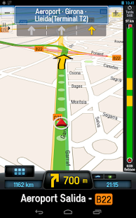 CoPilot Premium Europe App GPS - screenshot thumbnail