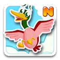 Super Paper Duck Hunt HD FREE logo