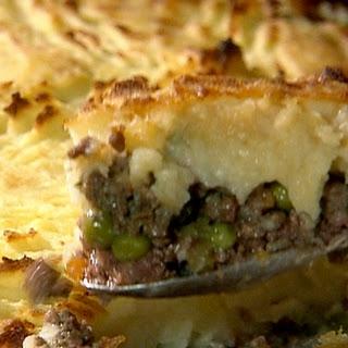 Mummy Boome's traditional shepherd's pie