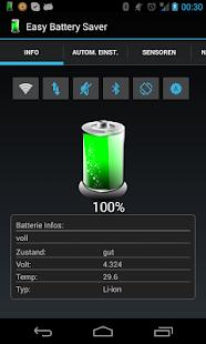 Battery - Power Saver