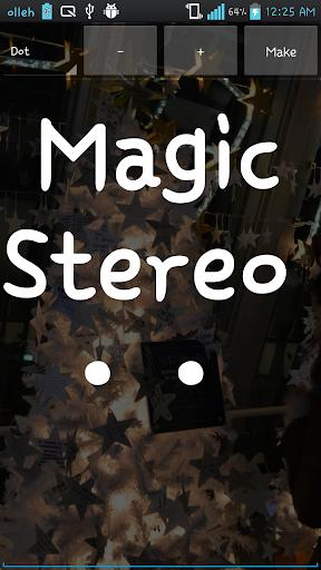 【免費娛樂App】Magic Stereo-APP點子