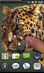 Leopard Sounds live wallpaper - screenshot thumbnail