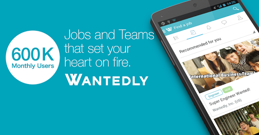 Wantedly - Find your dream job