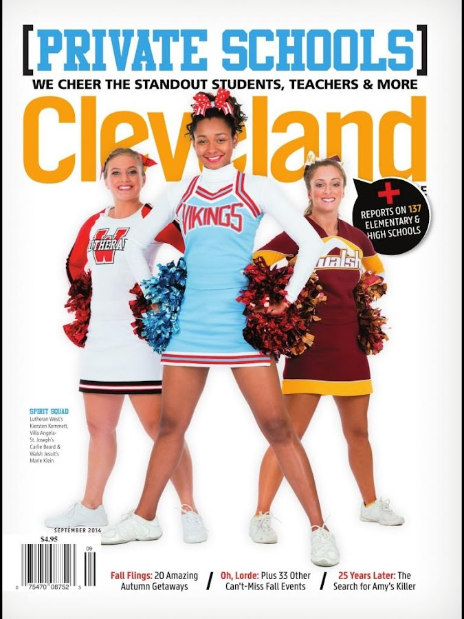 Cleveland Magazine- screenshot