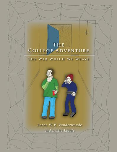 The College Adventure cover