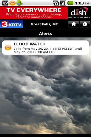 KRTV WX - screenshot