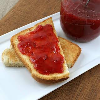 Strawberry Lavender Jam.