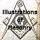 Illustrations Of Masonry logo
