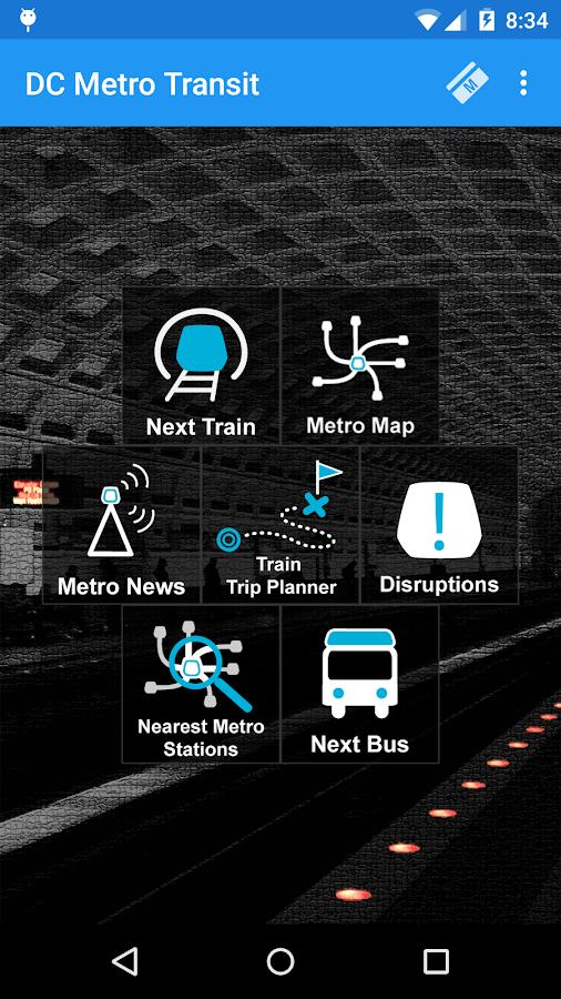 DC Metro Transit - Free- screenshot