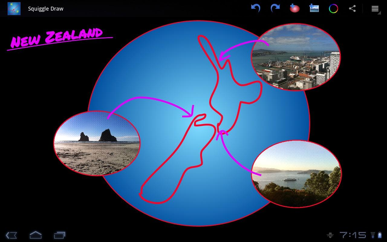 Squiggle Draw - screenshot