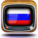 Russian TV icon