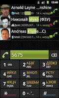 Screenshot of Eir Fast Dialer