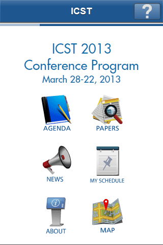 ICST - screenshot