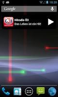 Screenshot of Hitradio Ö3 Widget