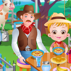 Baby Hazel Farm Tour for PC and MAC