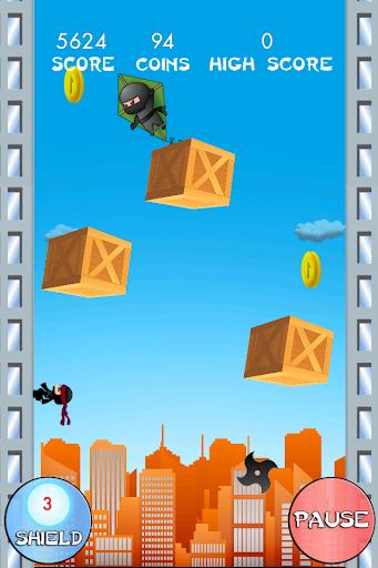 Ninja Jump Deluxe image | 3