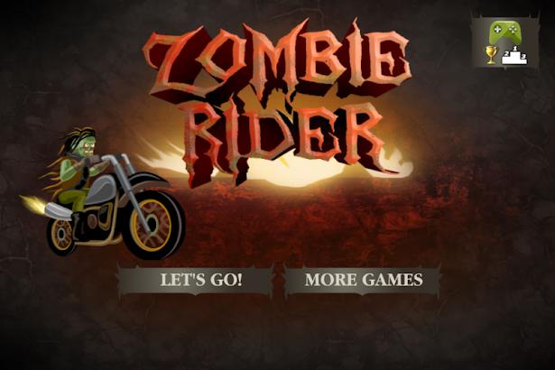 Zombie Rider - Stunt Bike- screenshot thumbnail