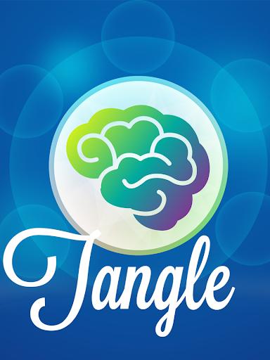 Visual perception game Tangle