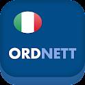 Ordnett - Italiensk blå ordbok