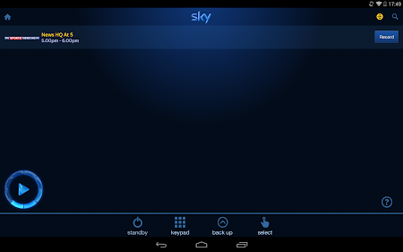 Sky+ 5.2 screenshot 378972