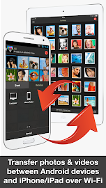 PhotoSync – Photo Transfer Screenshot 2