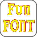 Fun font Pack for Galaxy icon