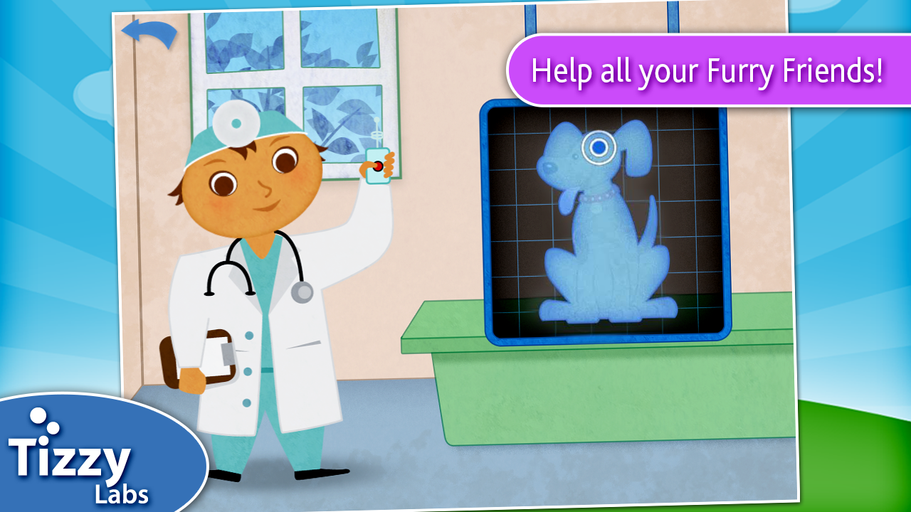Tizzy Veterinarian Lite- screenshot