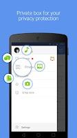 Screenshot of GO SMS Pro