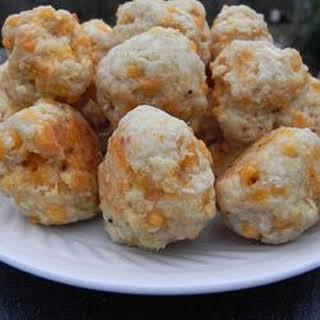 Spicy Chicken-n-Cheese Balls.