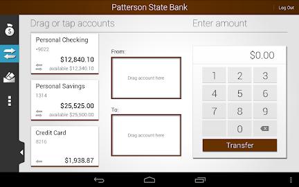 Patterson State Bank Mobile Screenshot 18