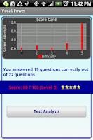 Screenshot of VocabPower