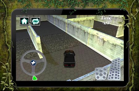the maze parking simulator 3D 1.1 screenshot 1587199