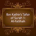 Ibn Kathir's Tafsir: Surah 1